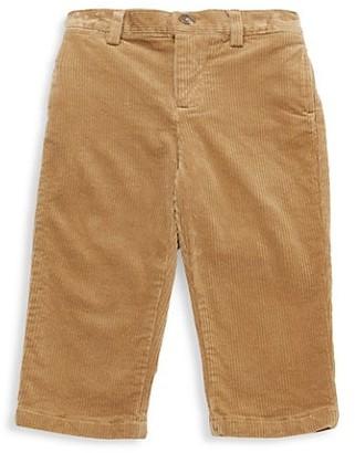 Polo Ralph Lauren Baby Girl's Madison Stretch-Corduroy Pants