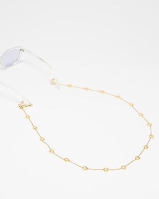 Lele Sadoughi Daisy Eyeglasses Chain
