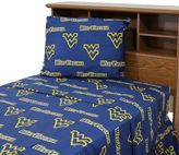 Bed Bath & Beyond West Virginia University Sheet Set