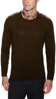 Burberry Jarvis Cashmere Crewneck Sweater