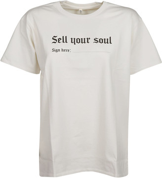 R 13 Sell Your Soul T-shirt