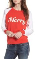 Wildfox Couture Women's Merry Sweatshirt