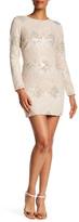 Dress the Population Naomi Sequined Minidress