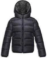 Moncler Boys' Hooded Down Puffer Jacket - Sizes 4-6