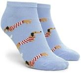Forever 21 FOREVER 21+ Dachshund Dog Ankle Socks