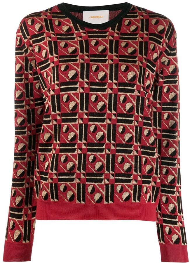 La DoubleJ geometric jumper