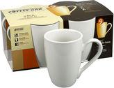 Konitz Coffee Bar Set of 4 Coffee Mugs