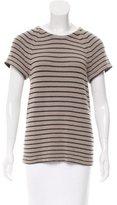 Louis Vuitton Striped Cashmere Sweater