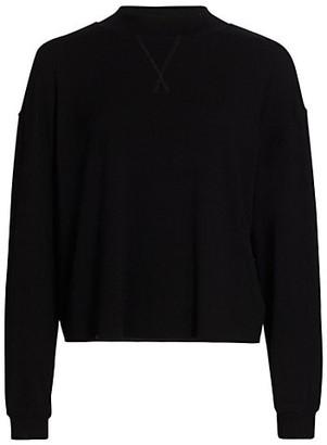 YEAR OF OURS Mockneck Sweatshirt