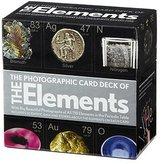 Hachette Book Group Elements Photo Card Deck