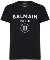 Balmain Monogram Logo T-Shirt