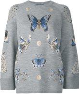 Alexander McQueen 'Obsession' sweatshirt