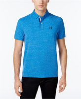 Tommy Hilfiger Men's Zare Heathered Polo