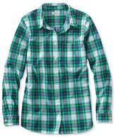 L.L. Bean Classic Poplin Shirt, Long-Sleeve