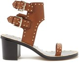 Forever 21 FOREVER 21+ Studded Faux Leather Sandals