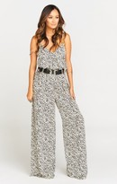 MUMU The Jagger Jumpsuit ~ Lil Cheetah