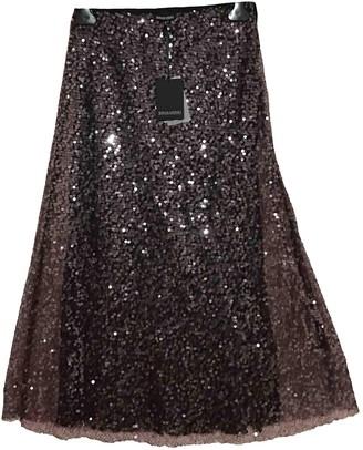 Ermanno Scervino Black Skirt for Women