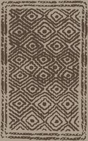 Surya Beth Lacefield by Atlas ATS-1006 Transitional Hand Woven 100% Wool Global Accent Rug