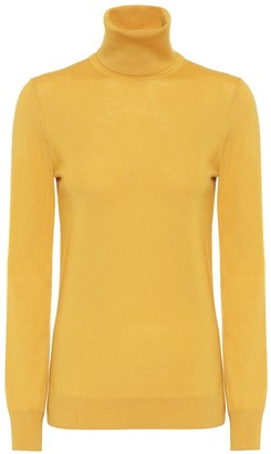 Loro Piana Piuma cashmere turtleneck sweater