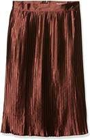 Glamorous Women's Pleated Skirt,(Manufacturer Size:Medium)
