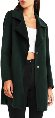 Belle & Bloom Ex-Boyfriend Wool Blend Oversized Jacket