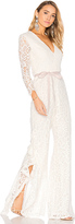 Alexis Rosario Jumpsuit in White. - size XS (also in )