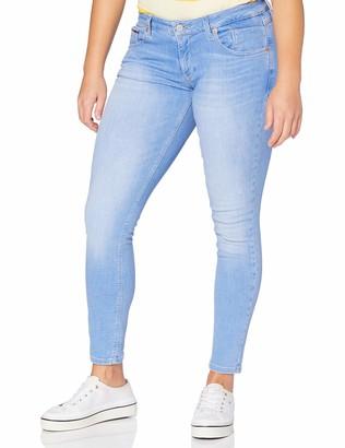 Tommy Jeans Women's Scarlet Lr Skny Mlbst Trouser