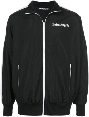 Palm Angels Side-Striped Track Jacket