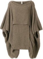 Comme des Garcons Pre Owned knitted sweater