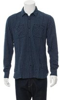 Woolrich Check Button-Up Shirt w/ Tags
