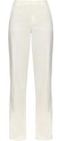 Vince Wide-leg cady trousers