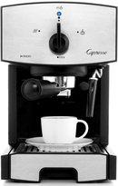 Capresso EC50 Espresso & Cappuccino Maker, Stainless Steel