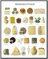 Art.com ''Italian Cheese'' Wall Art