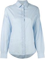 Vince button-less cardigan - women - Polyamide/Wool - M