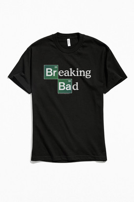 Urban Outfitters Breaking Bad Logo Tee