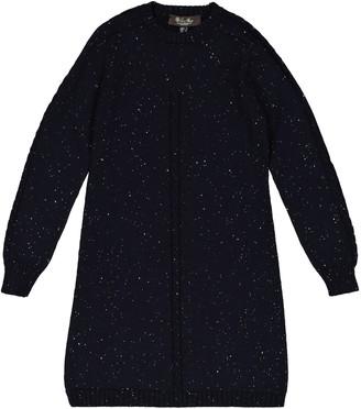 Loro Piana Kids Hayden cashmere and silk sweater dress