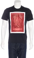 Givenchy Black Animal Satano T-Shirt