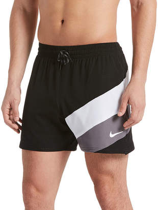 Nike Optic Camo Mesh Signal 5 Volley Swim Trunks