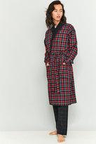 Tommy Hilfiger Classic Plaid Flannel Robe