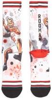 Stance 'Dennis Rodman - The Worm' Watercolor Print Socks
