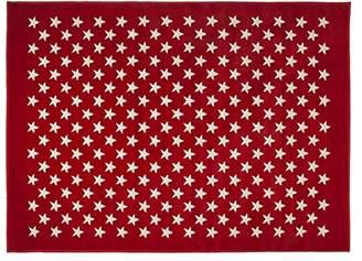 Lorena Canals Estrellitas Acrylic Rug (Red, Medium)