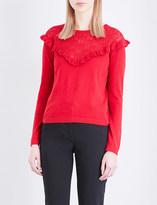 Claudie Pierlot Melodie cotton