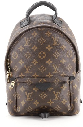 Louis Vuitton Palm Springs Backpack Monogram Canvas PM