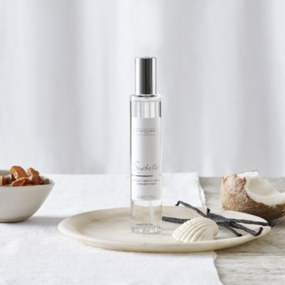 The White Company Seychelles Hair & Body Mist, No Colour, One Size