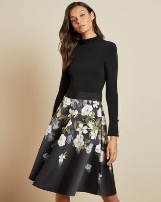 Ted Baker NERIDA Opal print full skirted dress
