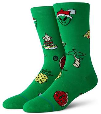 Stance Holiday Ornaments Socks