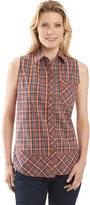 Woolrich Women's Spoil Her Sleeveless Shirt