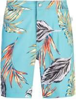 Onia printed swimming shorts