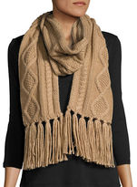 MICHAEL Michael Kors Cable Knit Scarf