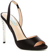Betsey Johnson Blue by Naomi Slingback Dress Sandals
